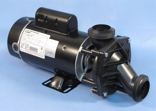 P220jb1524 jacuzzi spa pump 2 speed 230v 10 5a for Jacuzzi pumps and motors