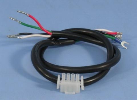 spa pump power cord AMP connector