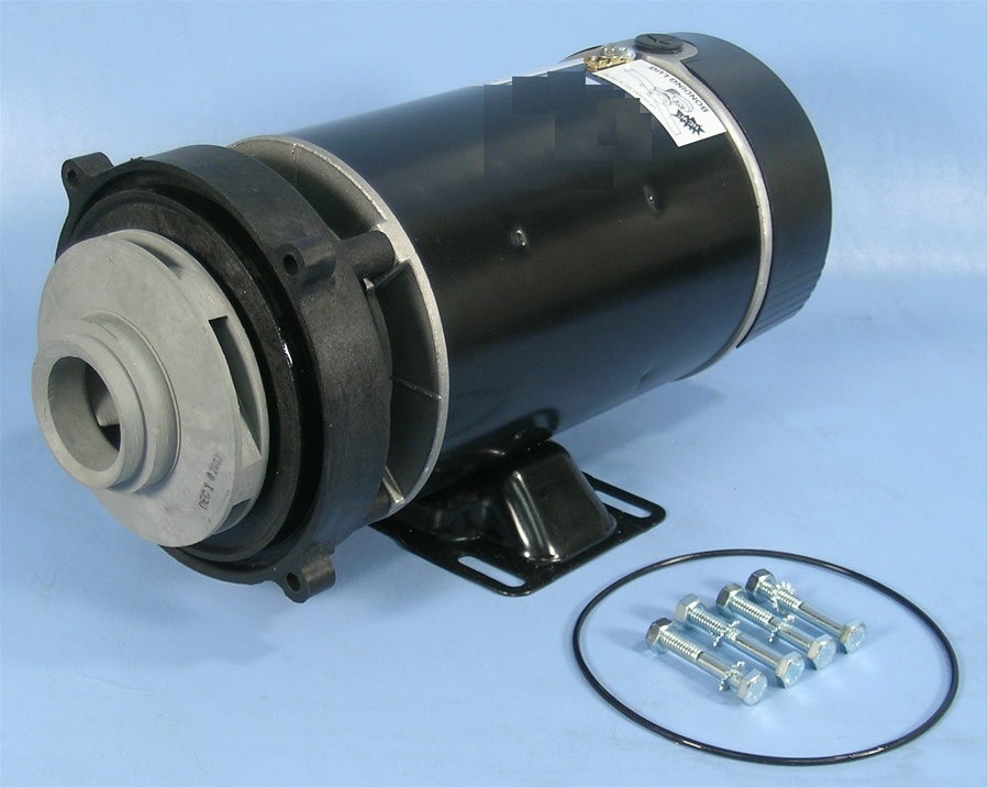 Puuf1508mf Softub Pump 1 5 Hp 115 V 17 Amps 1 Speed Air