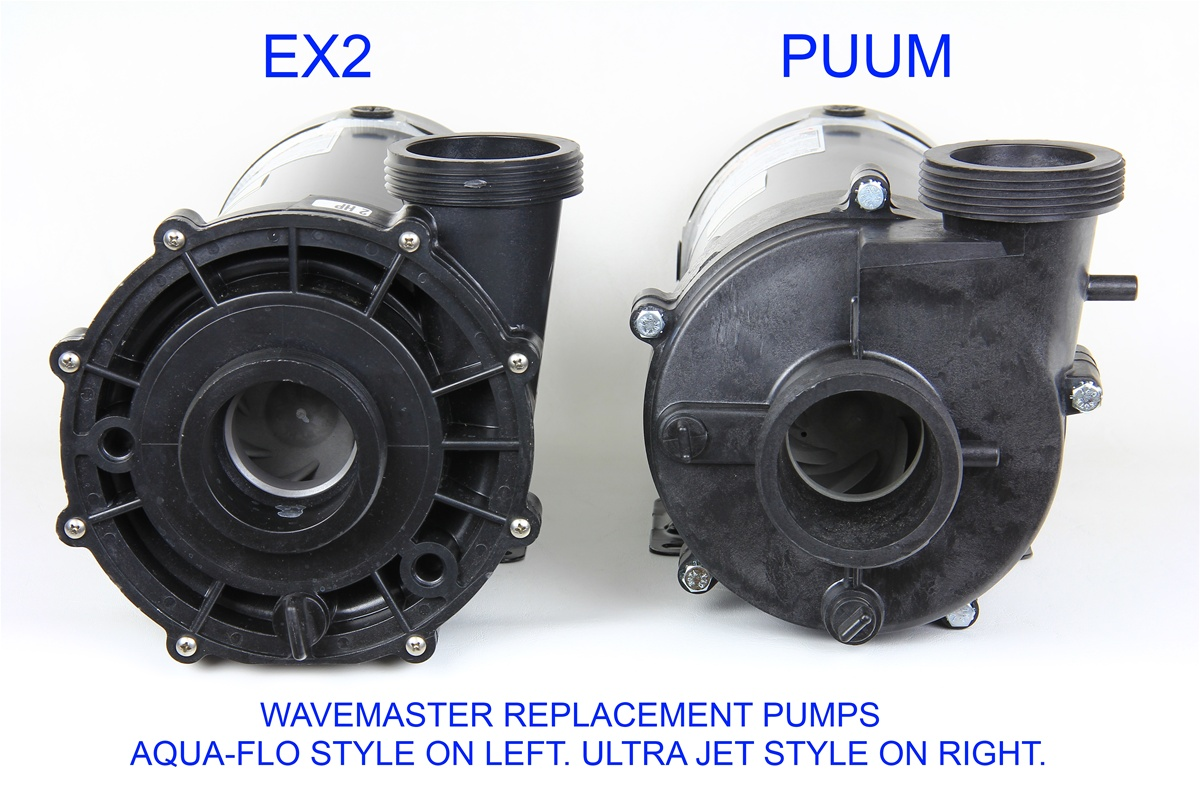 Pump Replacement For Puumc165258 Spa Pump For Watkins Hot