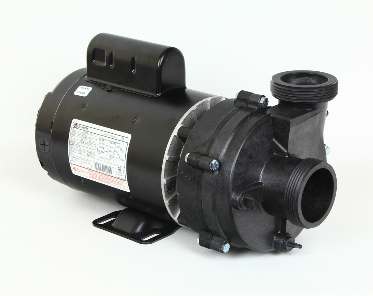 Puums2502582f spa pump replacement for 1016168 1016169 for Spa motor and pump