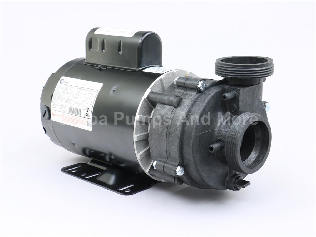 PUUPS2452582F Hot Tub Pump Replacement 4.5 HP 230 Volt 8.8A 56 Frame ...