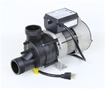 "Ultra Jet® PUUTSCAS1598PR Bath Pump 1.5HP 115V 9.0A 1.5""CD/BS Air Switch Cord 1012124"