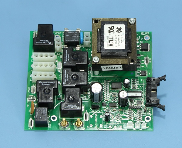 Sc1000 Circuit Board Motherboard Acc Smtd1000 For Acura