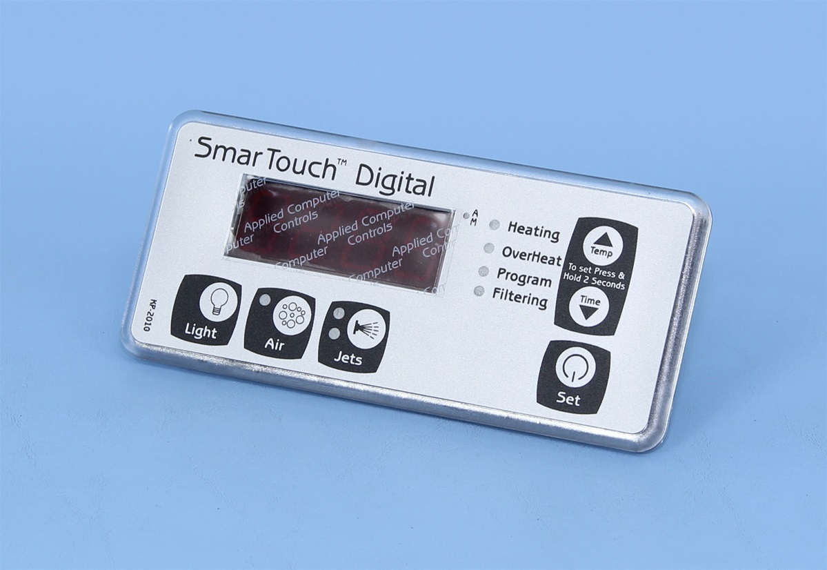 Smartouch Digital 1000 Applied Computer Controls Acc