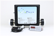 "Spa Control European ePack SMTD-1500-eu 50Hz 230v with 15"" Titanium Spa Heater & Cords for spa pump, blower, light, & ozonator ACC Applied Computer Controls"