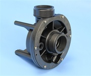 "Waterway Pump Parts 310-1140 3101140 Wet End for Center Discharge Series 48 frame pumps rated 115V/15-17amps 230V/8amps 1-1/2"" CD/CS, 310-8230"