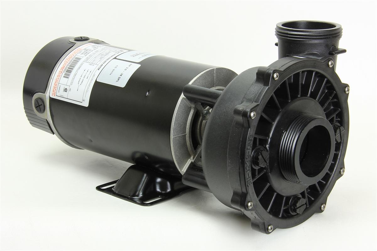 Waterway Spa Pump Executive PF-20-1N12C4 3410830-1A P120E4201224 ...
