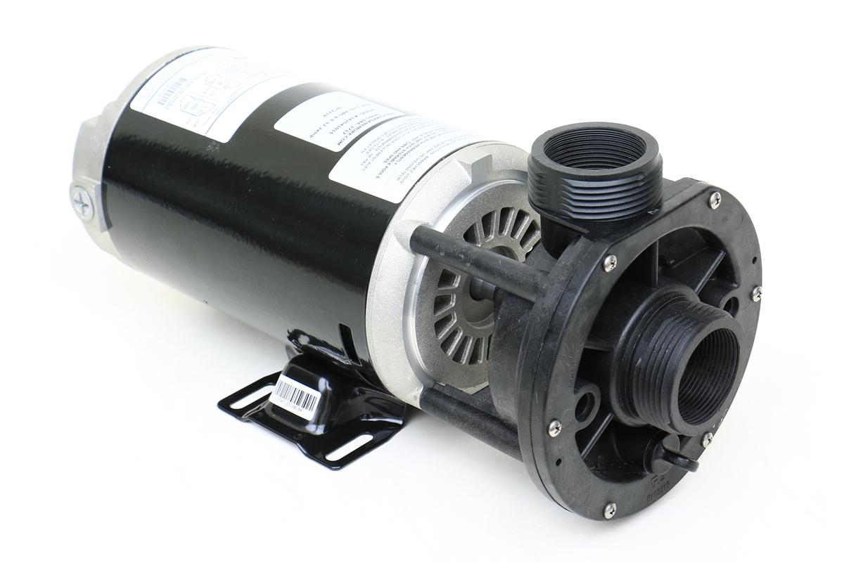 Waterway spa pump 3420410 15 sp 10 2n11cc 342041015 for Spa motor and pump