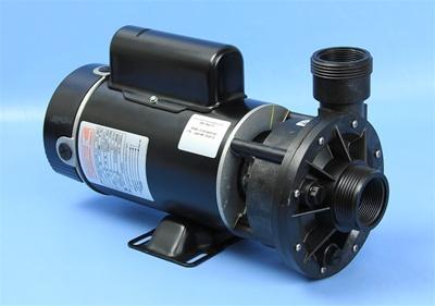 Waterway Pumps Spa Pump 3420610 0z 34206100z Side
