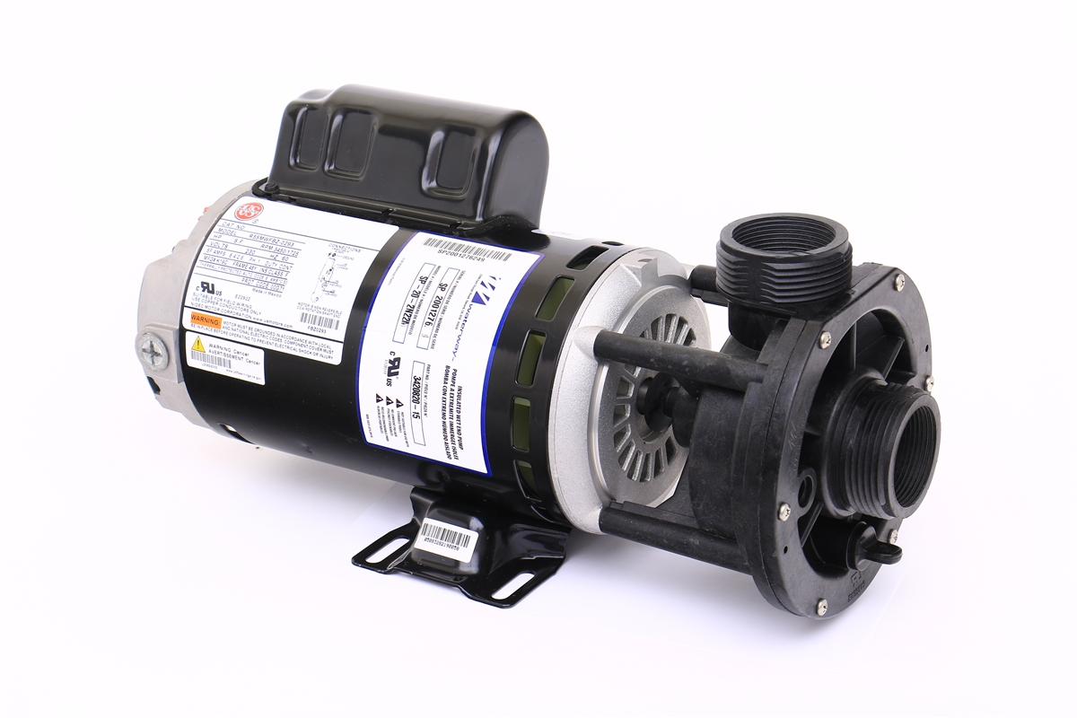 Waterway Executive 2HP Impeller 1000 Seal Pump Wet End Hot Tub Spa How To Video