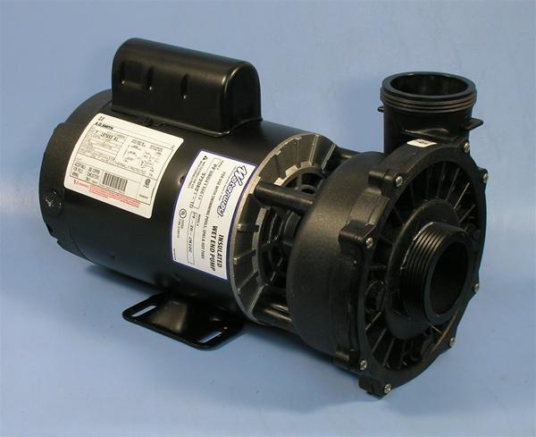 Waterway Spa Pump 3710821 1d 37108211d Pf 20 1n22c Pf201n22c