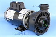 Waterway Pumps Spa Pump 3722021-1D 37220211D P250E52024 PF-50-2N22C, PF-45-2N22C, Spa Pump, Hot Tub Pump PF-50-2N22M,PF-40-2N22M, TT506, R63MWENB-4728, 3722021-0T7GDY, 5kcr49wn2370bx