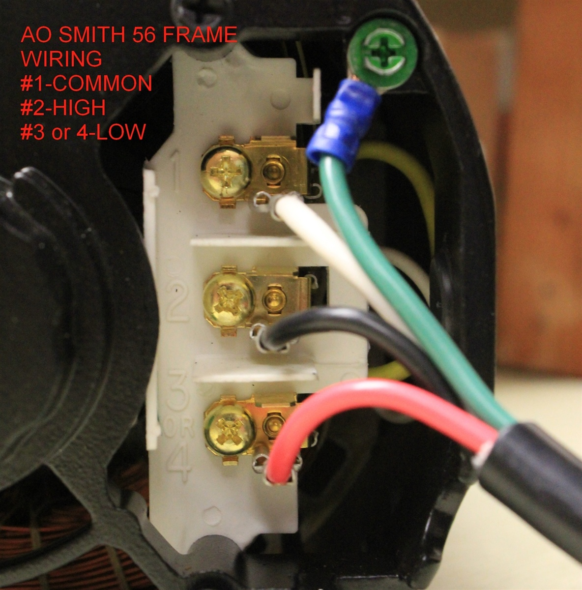 Electric Motor Wiring Diagram On Electric Motor Wiring Diagram